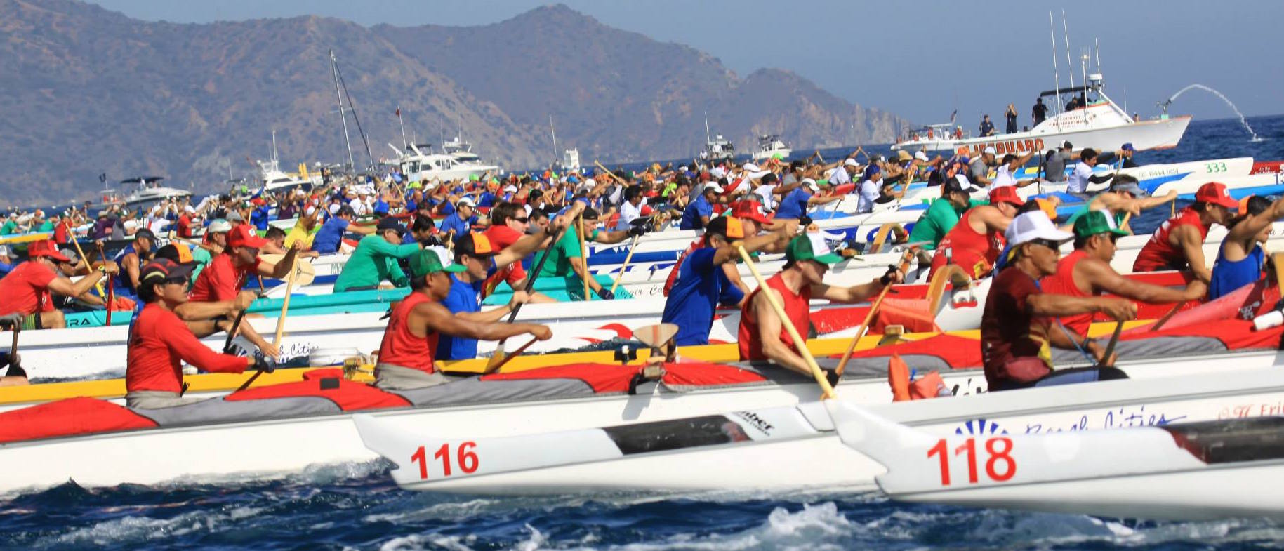 Outrigger Race